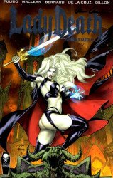 Coffin Comics's Lady Death: Scorched Earth Issue # 1f