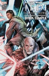 Marvel Comics's Star Wars: Jedi - Fallen Order Dark Temple TPB # 1