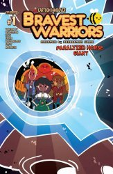 KaBOOM!'s Bravest Warriors: Paralyzed Horse Giant Issue # 1