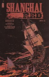 Image Comics's Shanghai Red Issue # 1
