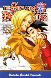 Kodansha Comics's The Seven Deadly Sins Soft Cover # 38