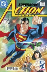 DC Comics's Action Comics Issue # 1000g