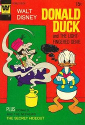 Gold Key's Donald Duck Issue # 143whitman