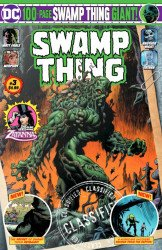 DC Comics's Swamp Thing Giant Giant Size # 3direct edition