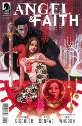 Dark Horse's Angel and Faith Season 10 Issue # 7