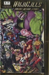 Image Comics's WildC.A.T.S Sourcebook Issue # 1c