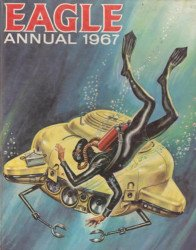 Fleetway (AP/IPC)'s Eagle Hard Cover # 1967