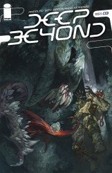 Image Comics's Deep Beyond Issue # 3d