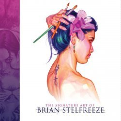 BOOM! Studios's The Signature Art Of Brian Stelfreeze Hard Cover # 1