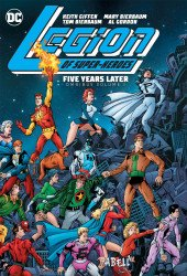 DC Comics's Legion Of Super-Heroes: Five Years Later - Omnibus Hard Cover # 1