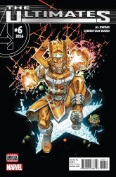 Marvel Comics's The Ultimates Issue # 6