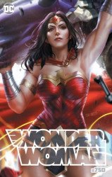 DC Comics's Wonder Woman Issue # 750comicxposure
