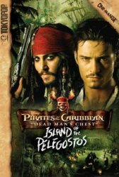 Tokyo Pop/Mixx's Disney's Pirates of the Caribbean: Dead Man's Chest Cinemanga Soft Cover # 1