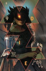 Image Comics's Die Issue # 9