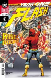 DC Comics's The Flash Issue # 72