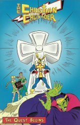 CC Comics's Christian Crusader Soft Cover # 1b