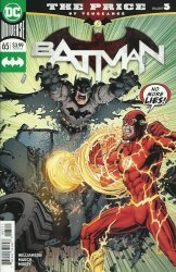 DC Comics's Batman Issue # 65