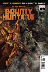 Marvel Comics's Star Wars: Bounty Hunters Issue # 5