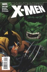 Marvel Comics's World War Hulk: X-Men Issue # 2
