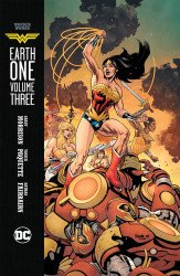 DC Comics's Wonder Woman: Earth One Hard Cover # 3
