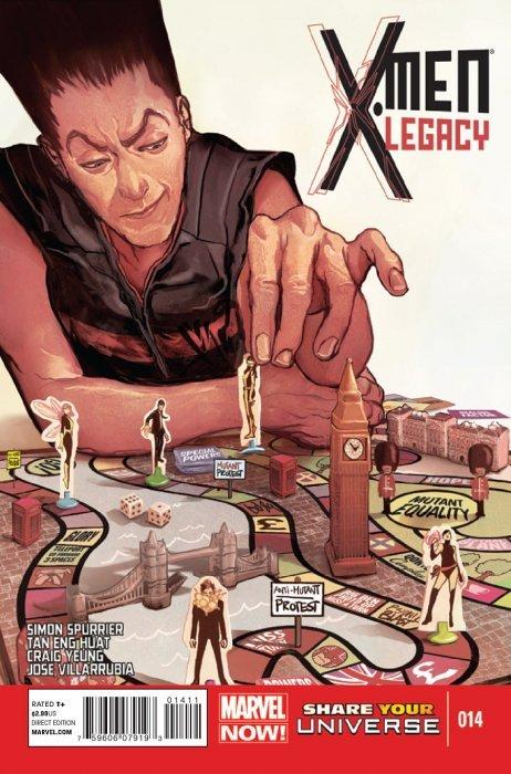 X-Men Marvel Legacy #12 Comic Book 2013 NOW