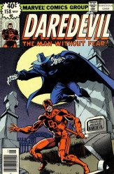 Marvel Comics's Daredevil Issue # 158