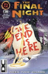DC Comics's The Final Night Issue # 2b