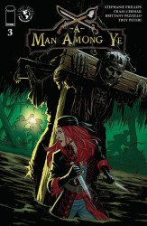 Top Cow's A Man Among Ye Issue # 3