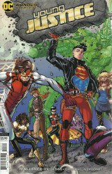 DC Comics's Young Justice Issue # 10b