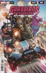 Marvel Comics's Guardians of the Galaxy Issue # 7b