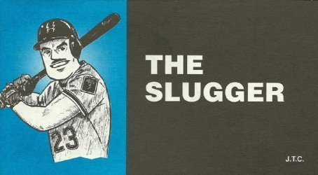 Chick Publications's The Slugger Issue nn
