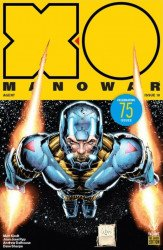 Valiant Entertainment's X-O Manowar Issue # 19(d)