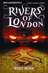 Titan Comics's Rivers of London: Body Work TPB # 1b