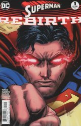 DC Comics's Superman: Rebirth Issue # 1 - 2nd print
