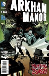 DC Comics's Arkham Manor Issue # 2