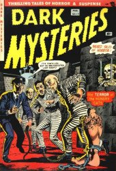 Master Publications's Dark Mysteries Issue # 13