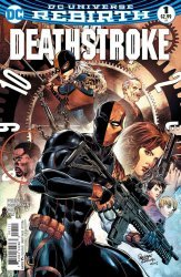 DC Comics's Deathstroke Issue # 1