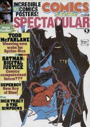 Starlog Group's Comics Scene Spectacular Issue # 2