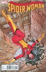 Marvel's Spider-Woman Issue # 1d