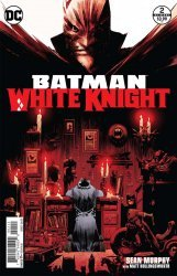 DC Comics's Batman: White Knight Issue # 2 - 2nd print