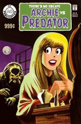 Archie Comics Group's Archie vs Predator 2 Issue # 1stadium-a