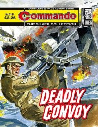 D.C. Thomson & Co.'s Commando: For Action and Adventure Issue # 5134