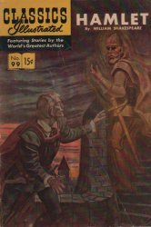 Gilberton Publications's Classics Illustrated #99: Hamlet Issue # 4