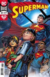 DC Comics's Superman Issue # 39b