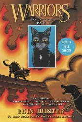 Harper Collins's Warriors: Ravenpaw's Path Soft Cover # 1
