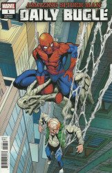 Marvel Comics's Amazing Spider-Man: Daily Bugle Issue # 1e