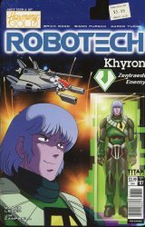 Titan Comics's Robotech Issue # 7b