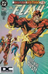 DC Comics's Flash Issue # 109b