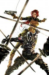 IDW Publishing's Snake Eyes: Deadgame Issue # 1unknown-b