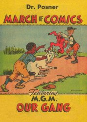 Western Printing Co.'s March of Comics Issue nn (# 3)-d